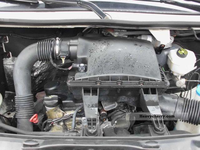 mercedes-benz cooling sprinter 315 cdi box air navi 2007