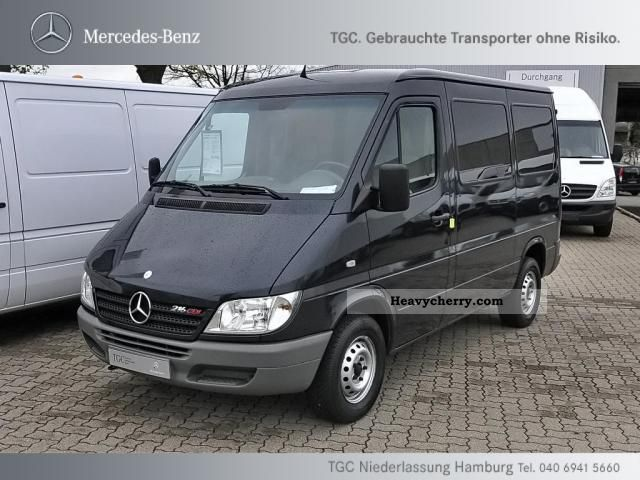 mercedes benz sprinter 216 cdi ka k 2005 box type