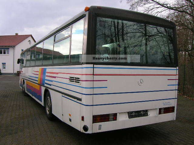 Mercedes benz 408 1992 cross country bus photo and specs for What country is mercedes benz from