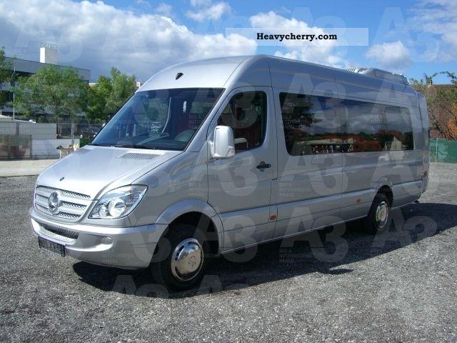 Mercedes benz sb school bus conversion model 516 519 2012 for Sb mercedes benz
