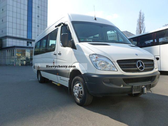 Mercedes benz 515 cdi sprinter 518 long wheelbase 2008 for Mercedes benz sprinter 515 cdi specifications