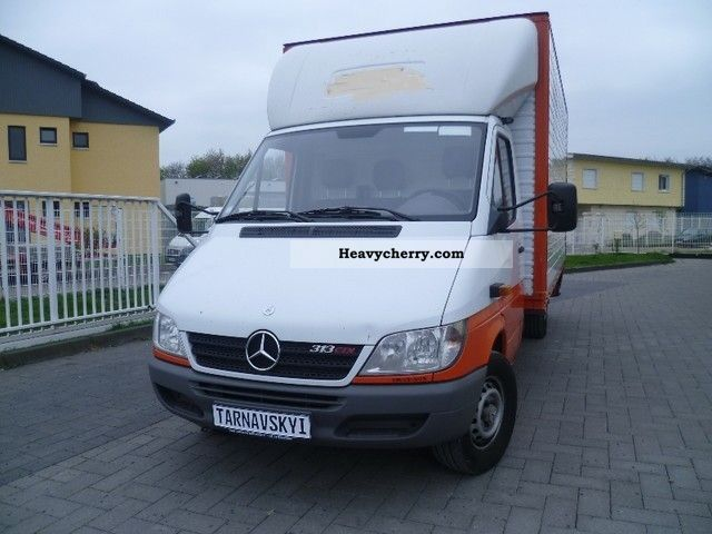 Mercedes benz sprinter 313 cdi maxi aluminum case 8 499 for Mercedes benz sprinter price list