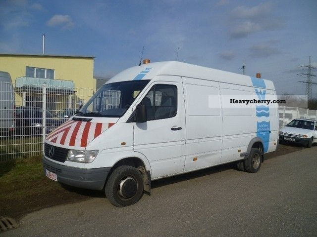 Mercedes benz sprinter 408 d maxi long high net price for Mercedes benz sprinter price list