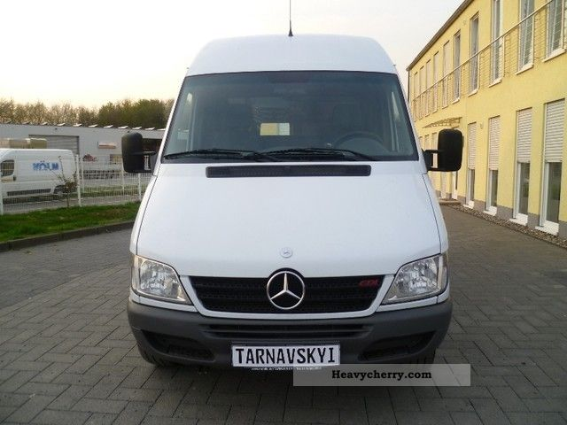 Mercedes benz sprinter 311 cdi maxi long high price 6999 for Mercedes benz sprinter price list