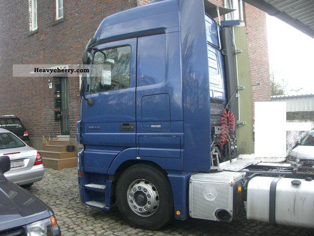 Tractor Trailer Clutches : Mercedes benz megaspace retarder air conditioning