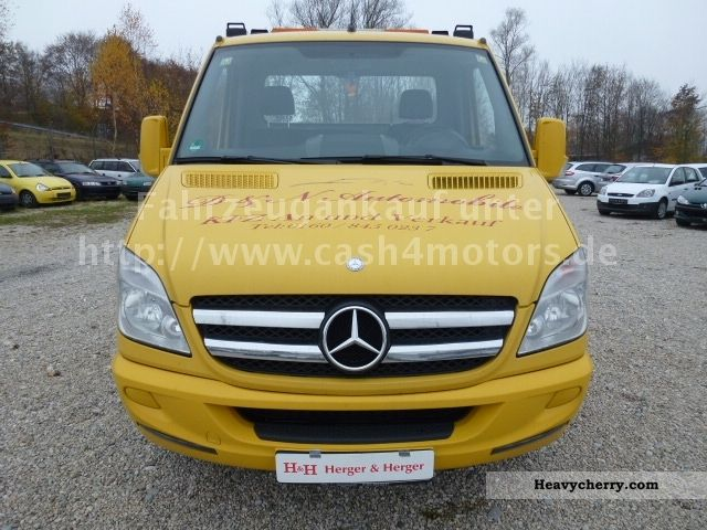 Mercedes Benz Sprinter 518 Cdi Auto Transporter Many New
