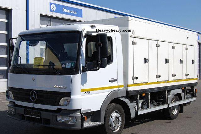 Mercedes Benz 715 Atego Ice Cream Truck 8 815 818