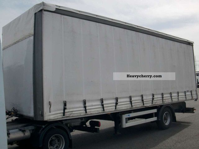 Mercedes benz sprinter 519 cdi doka deck incl trailer 2010 for Mercedes benz semi trucks