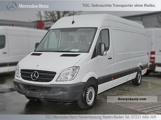 Mercedes Benz Sprinter 316 Ka 2010 Box Type Delivery Van