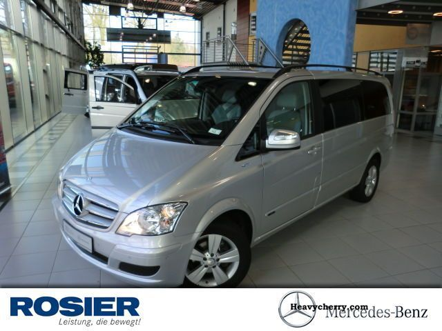 2010 Mercedes-Benz  Viano CDI 2.2 Trend Long Edition 8 seats Coach Clubbus photo