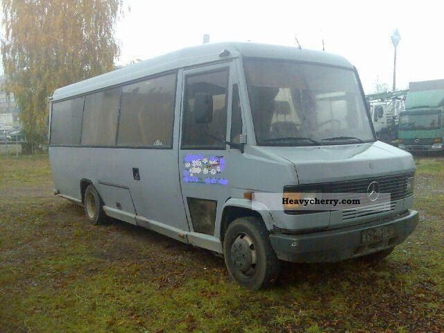 1992 Mercedes-Benz  614 24 +1 seats Coach Clubbus photo