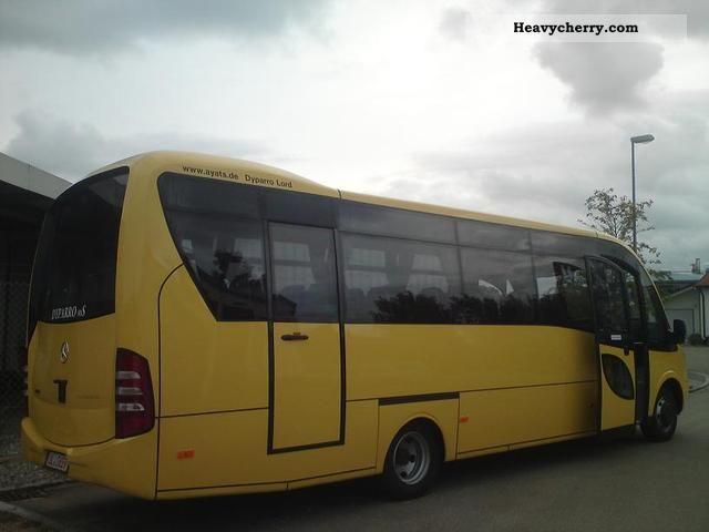 Mercedes benz vario 818 new vehicle school bus funding for Mercedes benz school