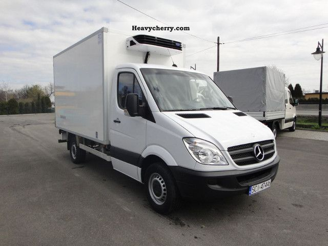 2009 Mercedes-Benz  Sprinter 316 -20 Chłodnia Mroźnia Sredni Adampol Van or truck up to 7.5t Refrigerator body photo