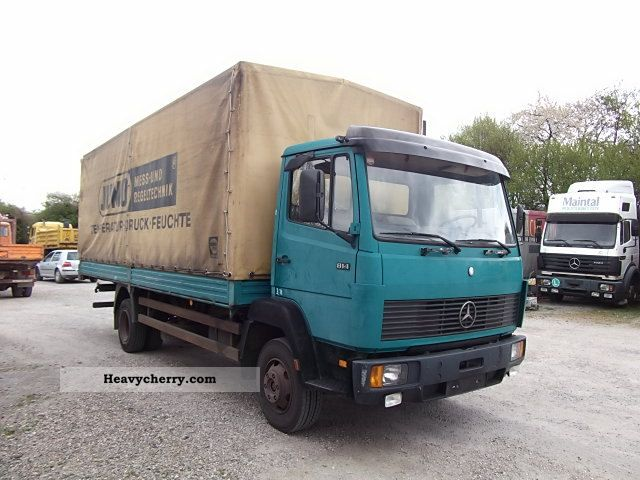 Stake Body Truck Parts : Mercedes benz db cylinders many new