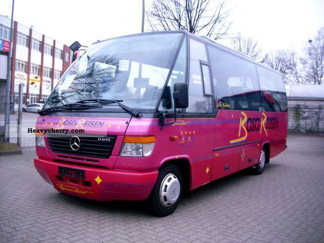 mercedes benz o 815 d team star air iii 2002 clubbus. Black Bedroom Furniture Sets. Home Design Ideas
