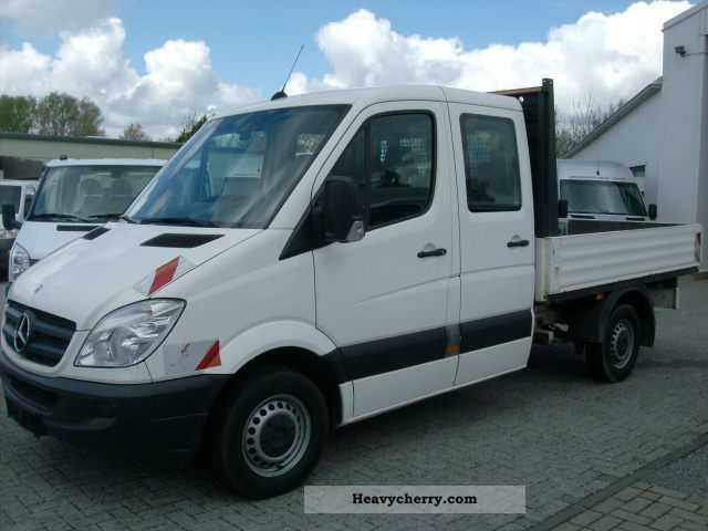 mercedes benz sprinter 211 cdi doka 7 seater net 10. Black Bedroom Furniture Sets. Home Design Ideas