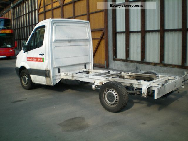 Mercedes benz sprinter 313 cdi chassis 2008 chassis truck for Mercedes benz sprinter chassis