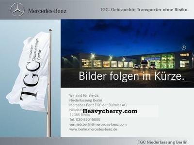 2010 Mercedes-Benz  210 CDI Sprinter high roof Van or truck up to 7.5t Box-type delivery van photo