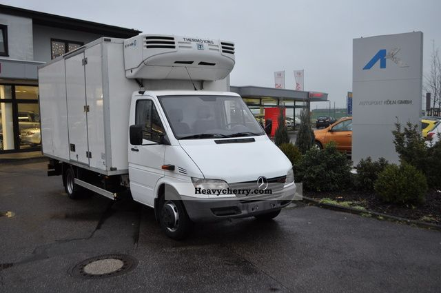 Mercedes-Benz Sprinter 616 CDI * Kühl-Koffer/Thermo King / LBW