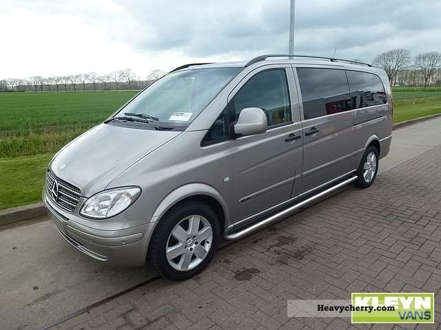mercedes benz vito 111 cdi estate 2008 estate minibus up. Black Bedroom Furniture Sets. Home Design Ideas