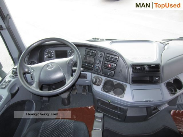 Mercedes Benz Actros 1844 Mp3 Telligent 2009 Standard