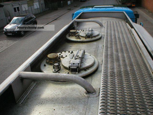 Mercedes benz 1838 13 000 litre diesel fuel oil tanker for Mercedes benz diesel oil