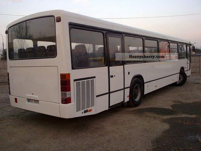 Mercedes benz mercedes o345 conecto 1998 bus public for Mercedes benz complaint department