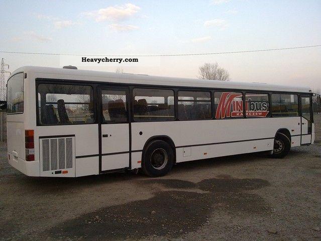 Mercedes benz mercedes o345 conecto 1998 bus public for Service b exceeded mercedes benz