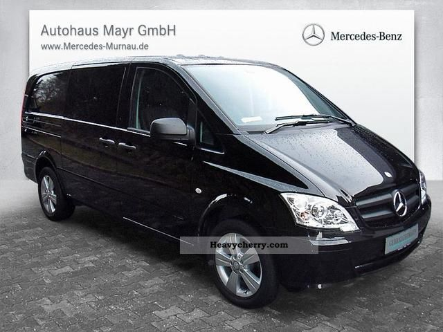 mercedes benz vito 116 cdi long bi xenon comand hitch air 2010 box type delivery van photo. Black Bedroom Furniture Sets. Home Design Ideas