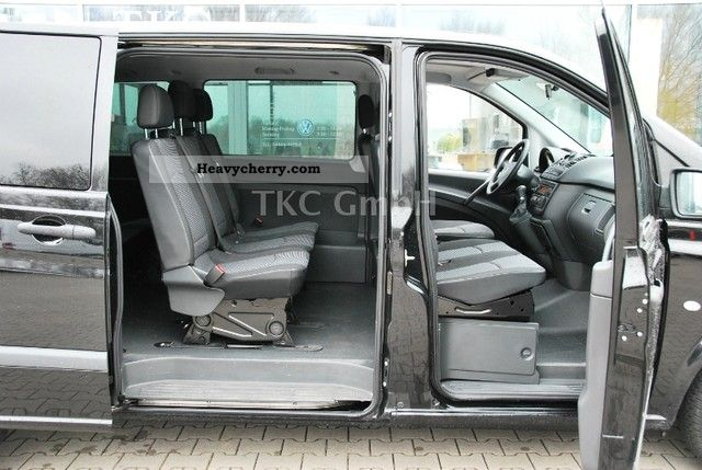 Mercedes 9 Seater 9 Seater Automatic Climate