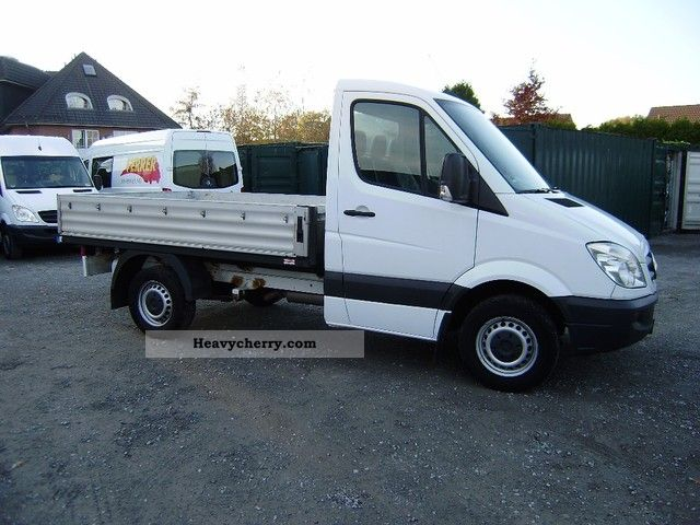 Mercedes benz sprinter 309 cdi auto air apc 2007 stake for Mercedes benz auto body
