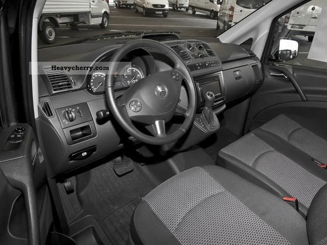 Mercedes-Benz Vito 116 CDI Long 9 seater automatic climate ...
