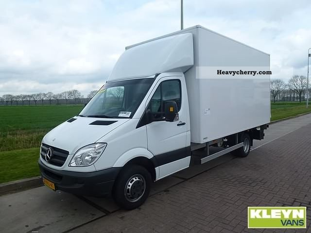 mercedes benz sprinter 513 cdi 2011 box type delivery van photo and specs. Black Bedroom Furniture Sets. Home Design Ideas