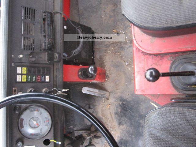 Mercedes Benz Lp 811 Sun Car Hochdrucksp Ler Pump Truck