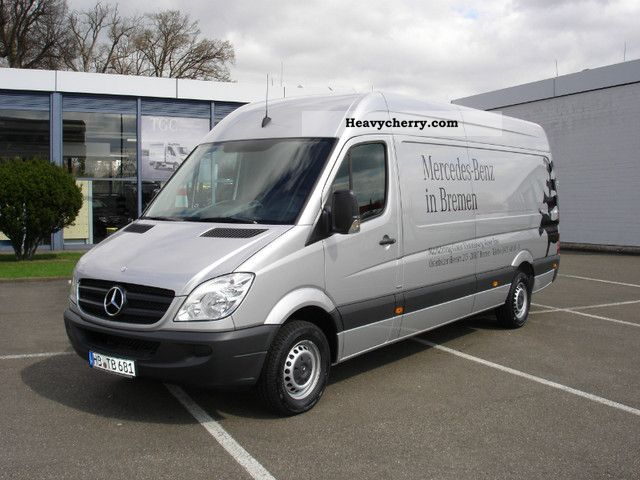 mercedes benz 316 cdi sprinter high 2012 box type delivery. Black Bedroom Furniture Sets. Home Design Ideas