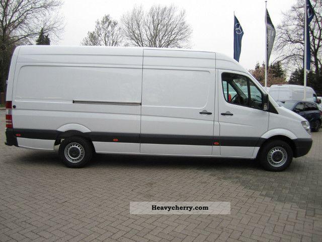 mercedes benz sprinter 316 cdi l3h2 2012 box type delivery. Black Bedroom Furniture Sets. Home Design Ideas