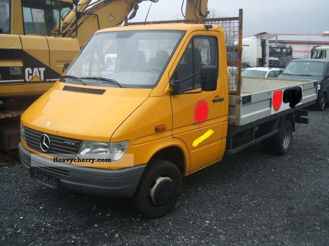 Stake body van or truck up to commercial vehicles for Mercedes benz auto body