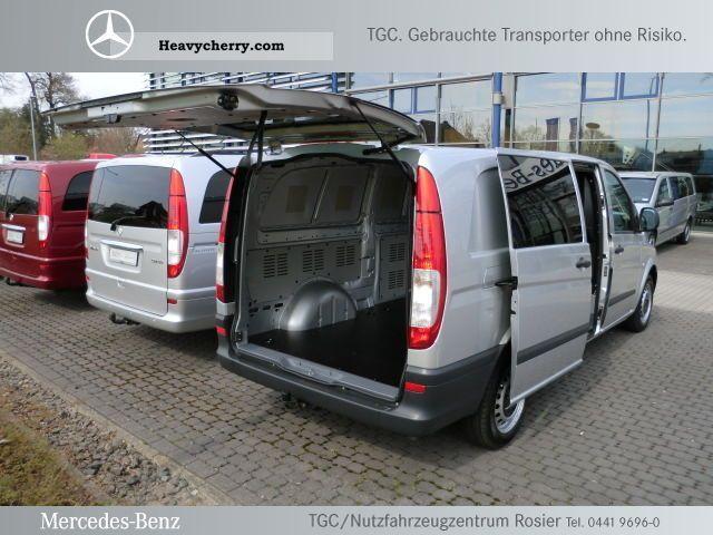 Mercedes Vito  Cdi Towing Capacity