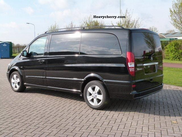mercedes benz viano 3 0 cdi trend blueefficiency dc. Black Bedroom Furniture Sets. Home Design Ideas