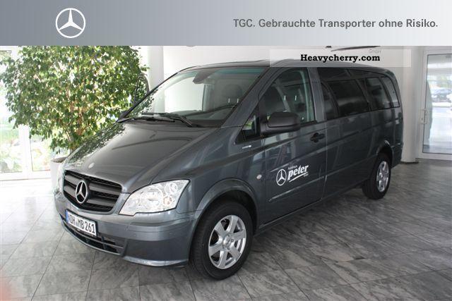 Mercedes benz vito 116 cdi parktronic system pts for Mercedes benz parktronic