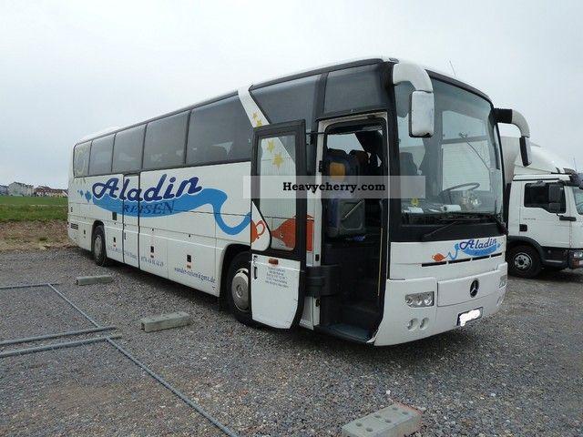 Mercedes benz tourismo o350 2003 coaches photo and specs for Mercedes benz tourismo coach