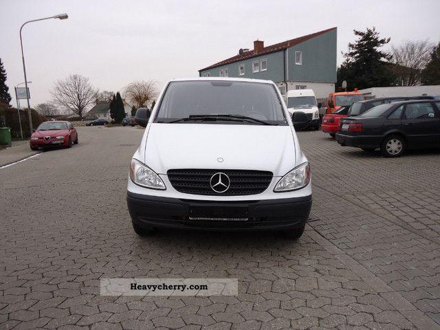 Mercedes benz vito 111cdi box radiocd esp dpf 6gang 2008 for Esp mercedes benz