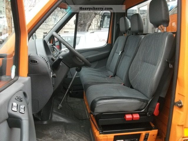 mercedes benz sprinter 313 cdi 4x4 tipper salt spreader. Black Bedroom Furniture Sets. Home Design Ideas