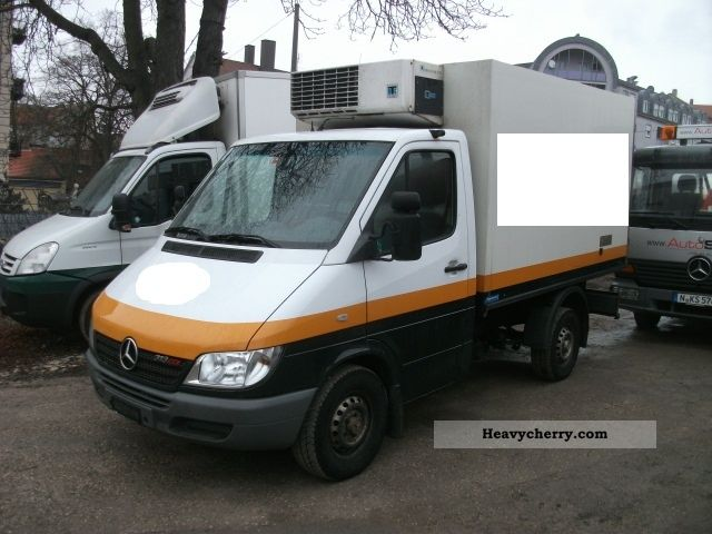 Mercedes-Benz Sprinter 313 CDI VM-400 MAX Thermo King