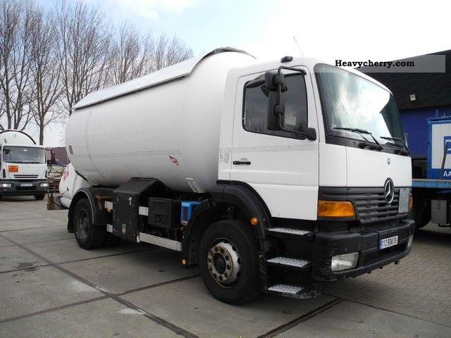 mercedes-benz atego 1823 4x2 lpg gas - abs 1999 tank truck ... mercedes benz atego 1823 fuel filter mercedes benz atego wiring diagram