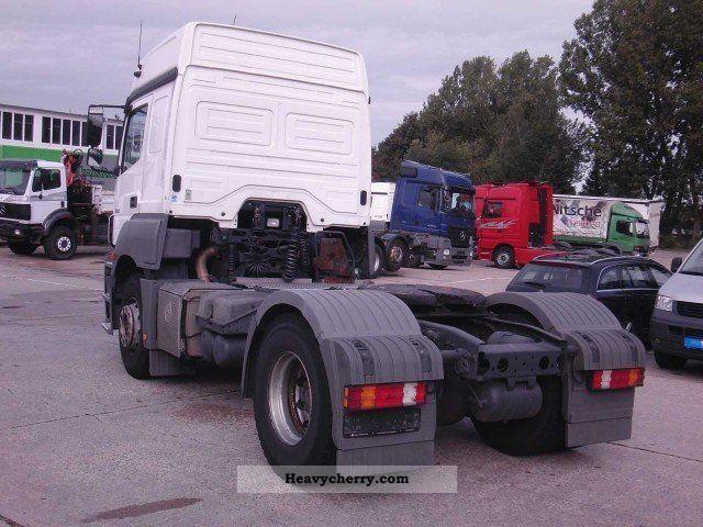 Heavy Truck Pto : Mercedes benz axor ls euro schaltgetr climate pto