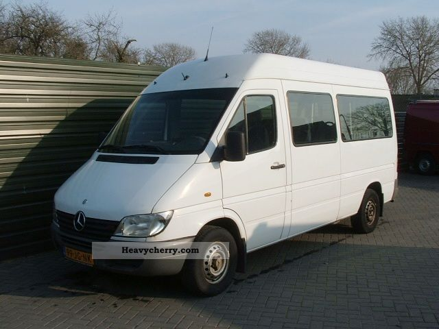 mercedes benz sprinter 308 cdi euro 3 9 seat seat 2002. Black Bedroom Furniture Sets. Home Design Ideas