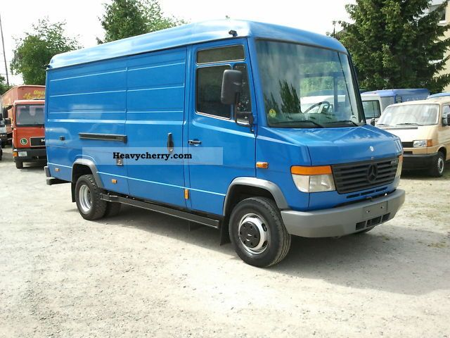 Box Type Delivery Van High And Long Van Or Truck Up To