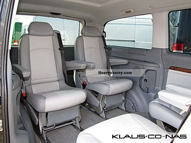 mercedes benz viano cdi 3 0 long euro 4 air air suspension 2007 estate minibus up to 9 seats. Black Bedroom Furniture Sets. Home Design Ideas