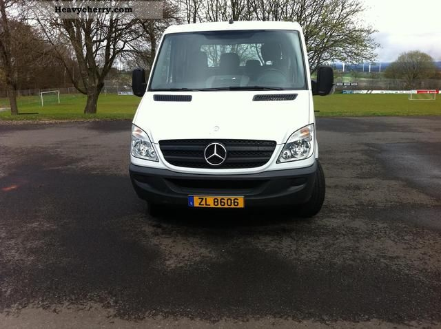 Mercedes benz cdi sprinter 2008 stake body truck photo and for 2008 mercedes benz truck